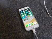 Iphone 6 o2 network and 16gb