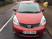 Nissan Note 1.4 16v N-TEC FROM £99 A Month ****GOOD or BAD CREDIT FINANCE AVAILABLE****