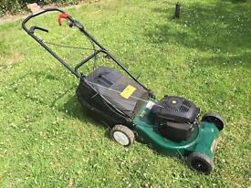 Club Garden Petrol Self Propelled Lawn Mower