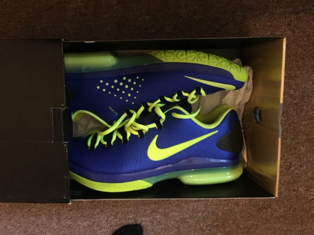 "Nike KD V ELITE ""sprite"" - Air Jordan Yeezy uk 12 BNIB"