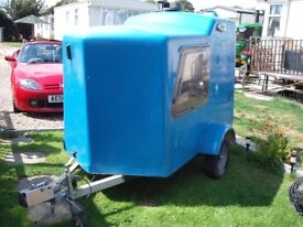 Car Trailer/ Teardrop Caravan