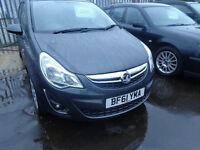 2011(61) Corsa SXi 1.2 5 door LOVELY CAR £2495