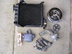 honda cx 500 parts