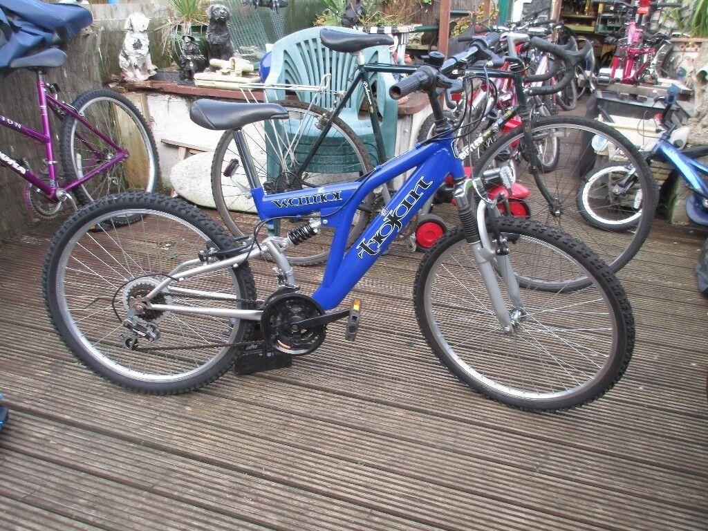 trojan bike