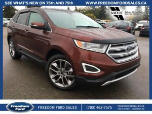 2015 Ford Edge Leather, Navigation, Sunroof