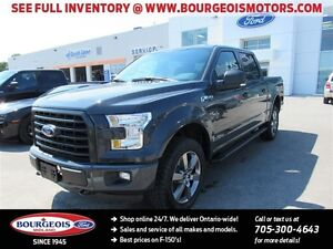 2016 Ford F-150 *FORD EMPLOYEE PRICING!* XLT 4X4 REMOTE START