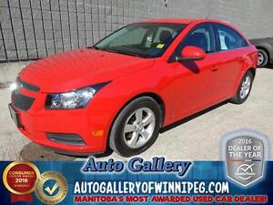 2014 Chevrolet Cruze *Heated Leather*