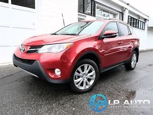 2015 Toyota RAV4 Limited No Accidents!!
