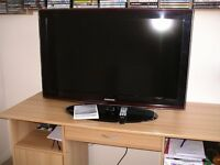 Samsung 37' LCD TV HD Ready 1080p Model LE37A656A1FKXU Surround Colour Rose Black
