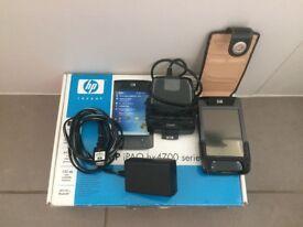 HP iPAQ hx4700 handheld PDA