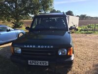 Land Rover discovery TD5 sport