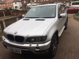 Bmw x5 3.0i sport 2001 90k on the clock