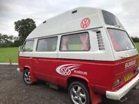 VW T25 Show/Dayvan Camper