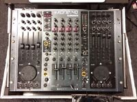 Allen & Heath XONE 4D DJ controller mixer incl flight case. Faulty