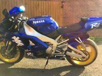 1998 Yamaha r1 blue