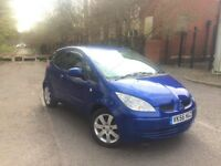 2006 56 REG MITSUBISHI COLT 1.2 PETROL 3 DOOR HATCHBACK LOW MILEAGE TAX & TESTED ***BARGAIN***