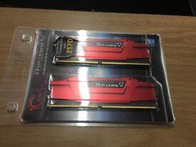 G.Skill Ripjaws V 8GB (2x 4GB) 3000MHz DDR4 RAM