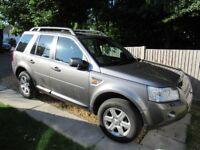 Land Rover Freelander 2 (2007)