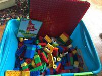 Job lot Duplo Lego