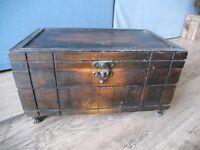 Wooden Storage Chest/Box
