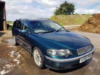 Volvo, V70, Estate, 2002, Other, 2401 (cc), 5 doors