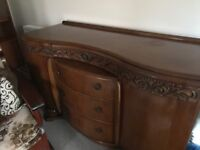 Sideboard good solid condition