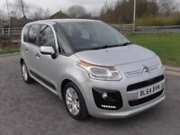 CITROEN C3 PICASSO VTR+ HDI SILVER 1YRS MOT £20 RD TAX,CLICK ON VIDEO LINK FOR MORE INFO