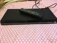 DVD player.Model number Toshiba SD 280EKB.