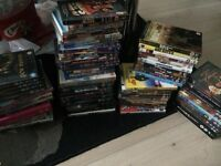 DVD collection approx 60 including some bluray and special collector editions