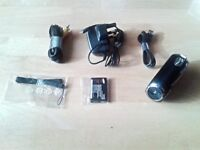 ON SALE! New Samsung SMX-C10 Flashcam camcorder, purchased for £150, selling for £80 or best offer!