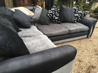 AS NEW DFS CORNER SUITE ......FREE LOCAL DELIVERY