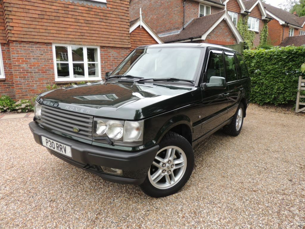 1998 range rover p38 4 6 hse limited edition in uckfield east sussex gumtree. Black Bedroom Furniture Sets. Home Design Ideas