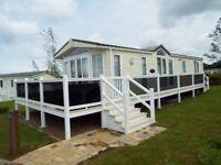 Static caravan for sale at Seton Sands Holiday Village (luxury holiday home near Edinburgh)