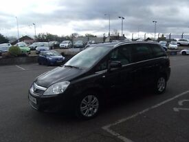 2010 60 VAUXHALL ZAFIRA 1.9 ELITE CDTI 5D AUTO 118 BHP **** GUARANTEED FINANCE **** PART EX WELCOME