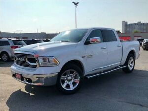 2016 Ram 1500 LONGHORN LIMITED**LEATHER**SUNROOF**AIR SUSPENSION