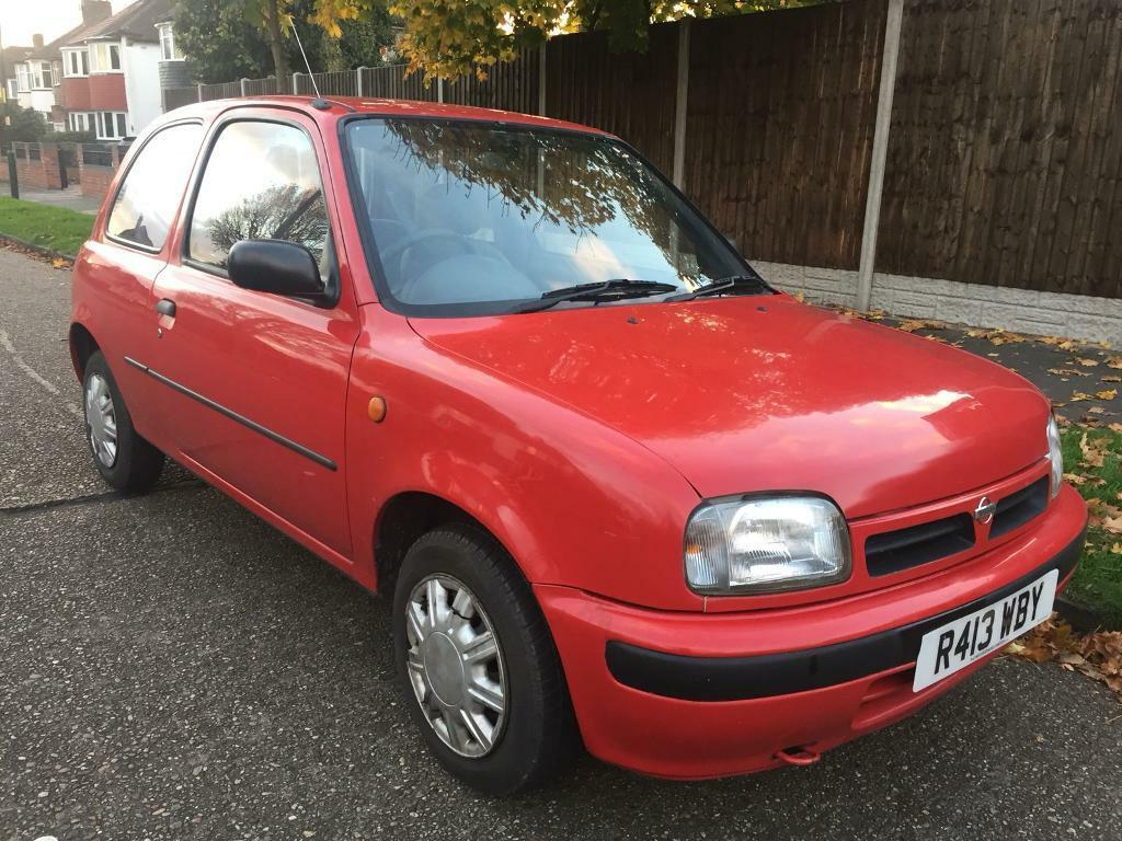 NISSAN MICRA AUTOMATIC LONG MOT DRIVES PERFECT