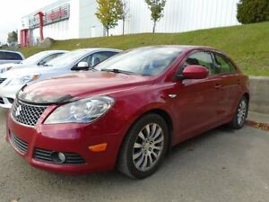 2012 Suzuki Kizashi 2AL AUTOMATIQUE AIR CONDITIONNÉ