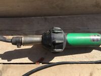 LEISTER HEAT GUN - 120V - GOOD CONDITION & FULLY WORKING