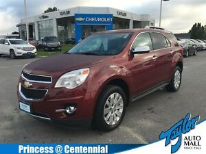 2011 Chevrolet Equinox 2LT| FWD Alloys