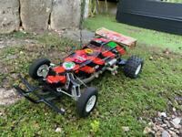 Tamiya The Frog radio control car rc buggy