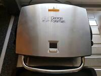 George Foreman Family 4 grill with removable plates