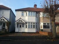 A lovely and well-presented three bedroom end of terrace family home to rent - Tennyson Avenue