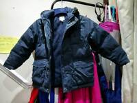 Next Boys Winter Coat age 5-6
