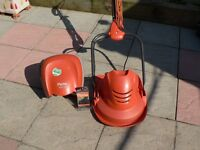 Flymo Mower Electric Grass cutter with grass box