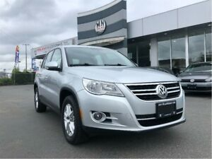 2010 Volkswagen Tiguan LOW KM's!! Langley