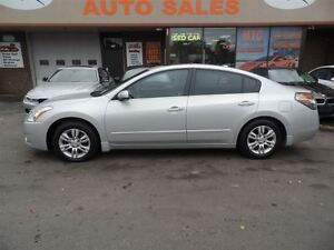 2012 Nissan Altima 2.5 S (CVT) LEATHER, SUNROOF