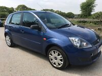 For sale 2008 08 reg Ford Fiesta 1.25 STYLE CLIMATE WITH only 68k miles,JUST FULLY SERVICED