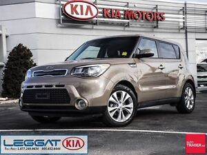 2016 Kia Soul EX - No Accident, One Owner, Heated Seats, Alloy W