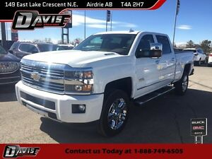 2016 Chevrolet Silverado 2500HD High Country DIESEL, NAVIGATI...
