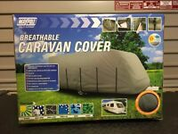 Maypole Caravan Breathable Grey Cover - MP9434 FITS APPROX. 5.6M-6.2M - **NEW